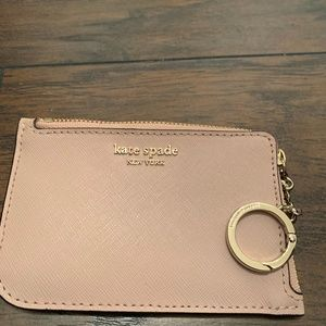 Kate Spade Women's Card Holder Pink